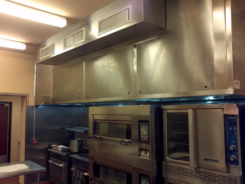 Commercial Kitchen Restaurant Ventilation Amp Fans